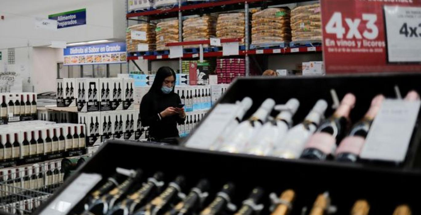 Mexico retail sales post first monthly fall since April