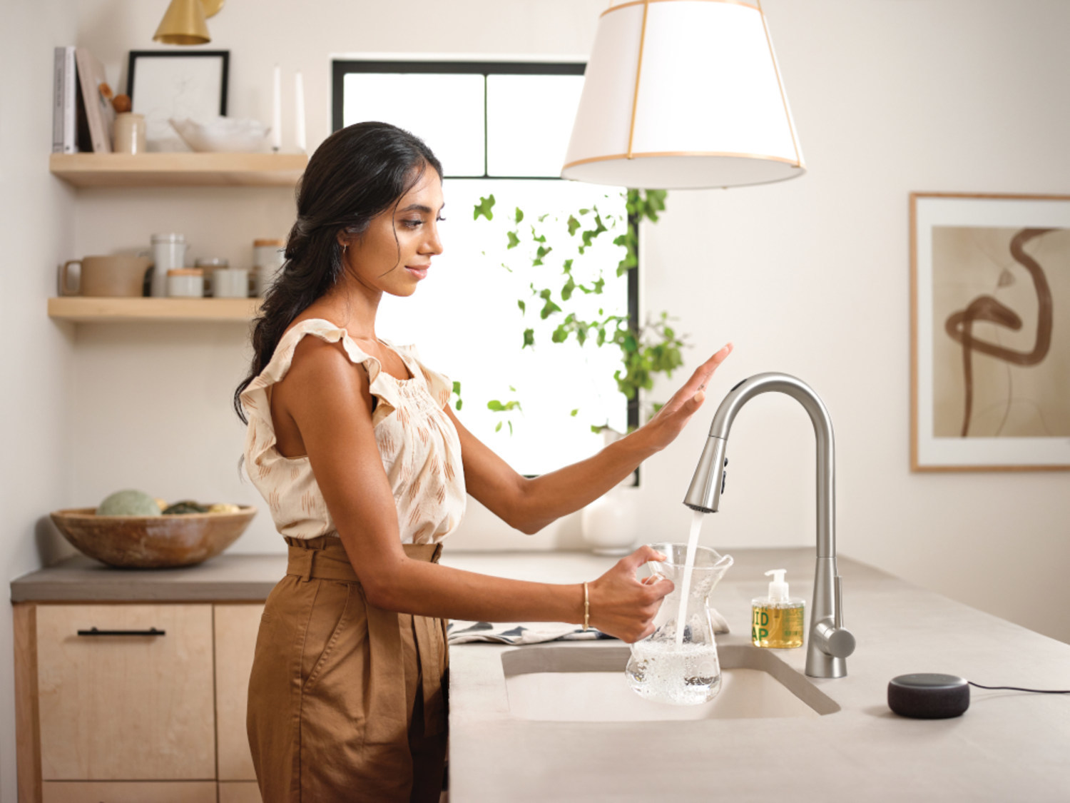 Moen Launches Industry-First Smart Water Network to Provide Convenience and Security; Experience it at CES 2021
