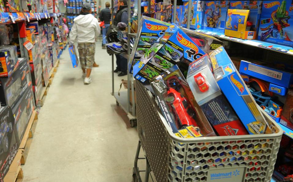 Profeco pide a Chedraui, Walmart y Mercado Libre completar información sobre juguetes