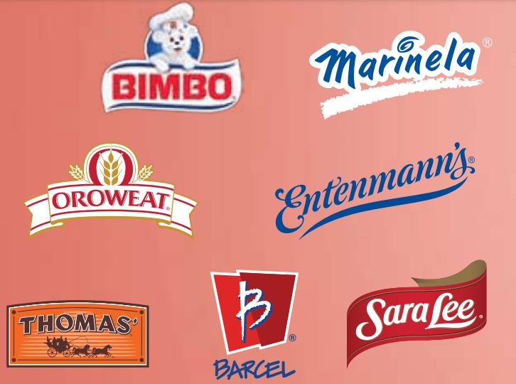 Nuevas marcas de Bimbo de alto valor: Vachon, Mankattan y Wonder