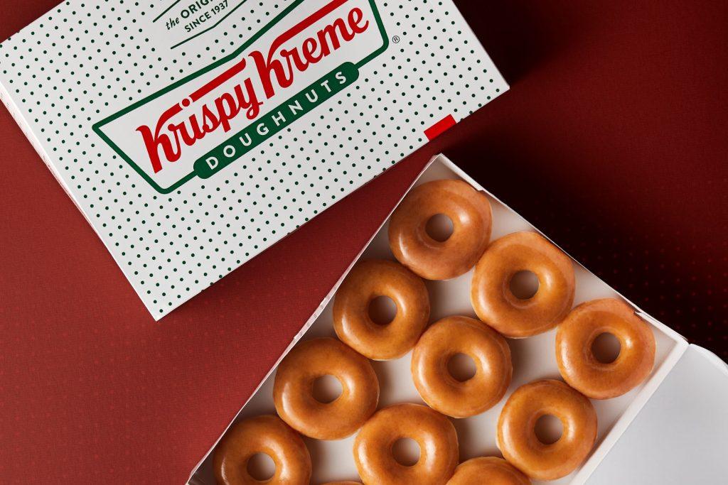 Krispy Kreme valued at $2.62 billion in lukewarm stock market return